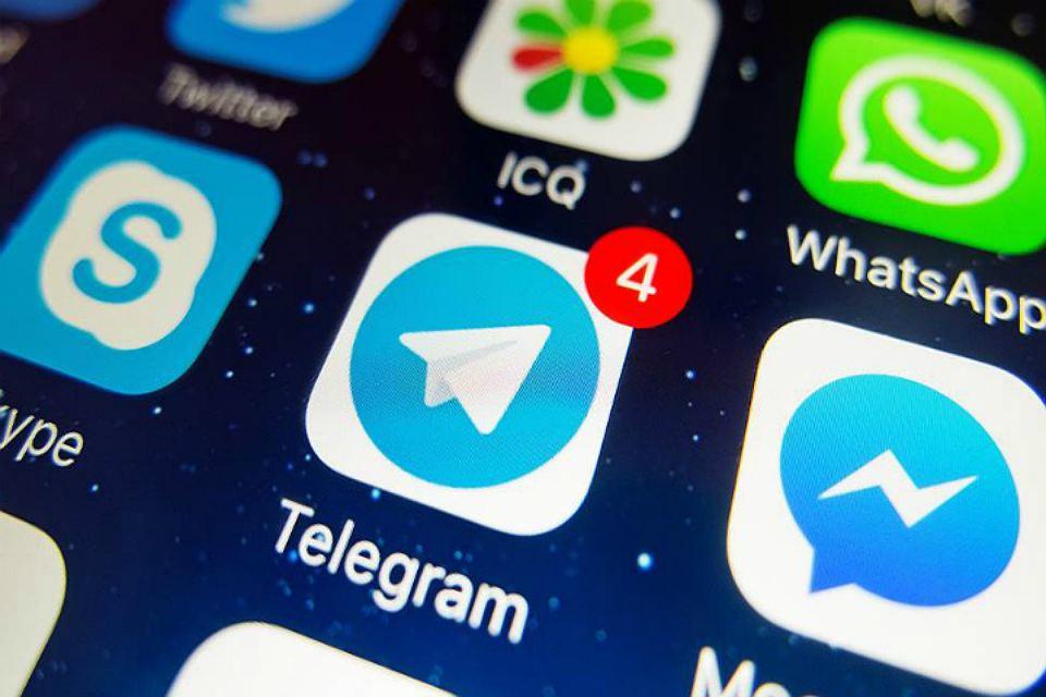 telegram verbannt
