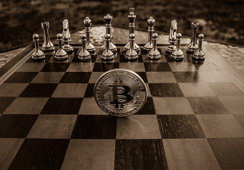 Bitcoin Schach