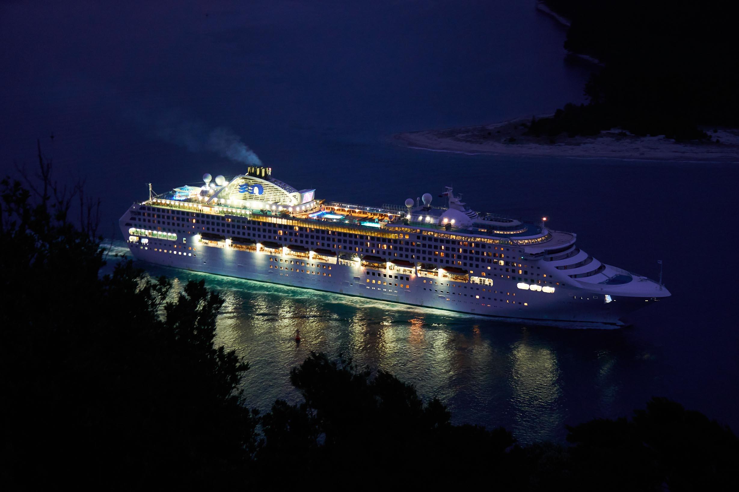 Blockchain Cruise