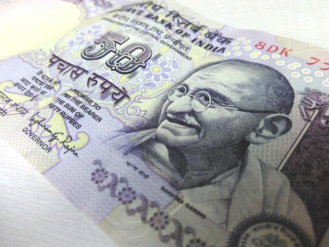 Indien Kryptowährung