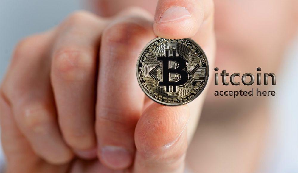 bitcoin werden akzeptiert