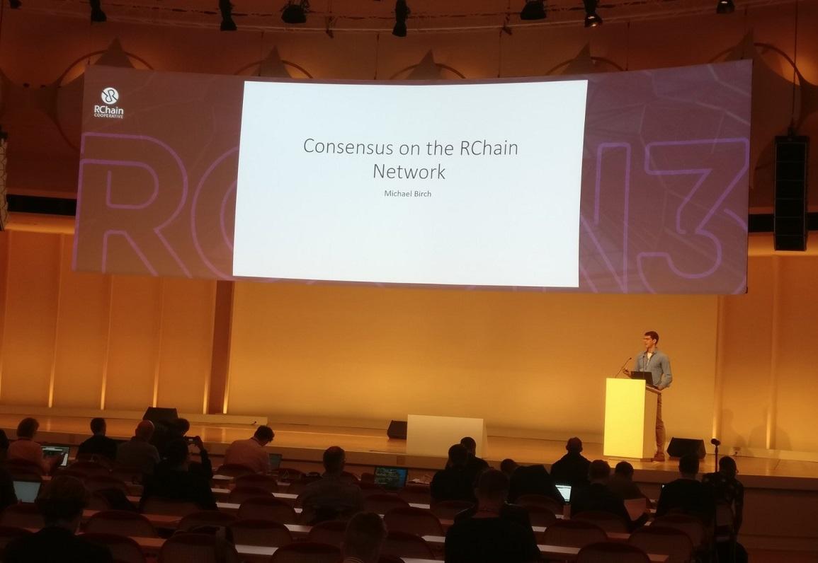RCon3 - RChain Konsensus
