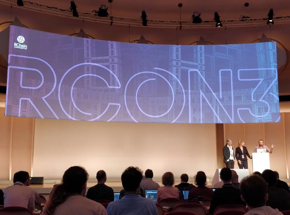 RCon3 Eröffnungszeremonie