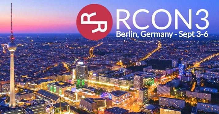 RChain RCon3 Konferenz
