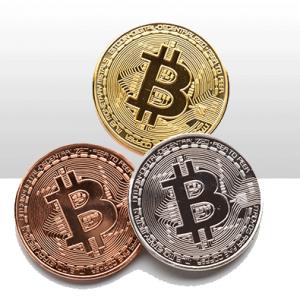bitcoin physical coin