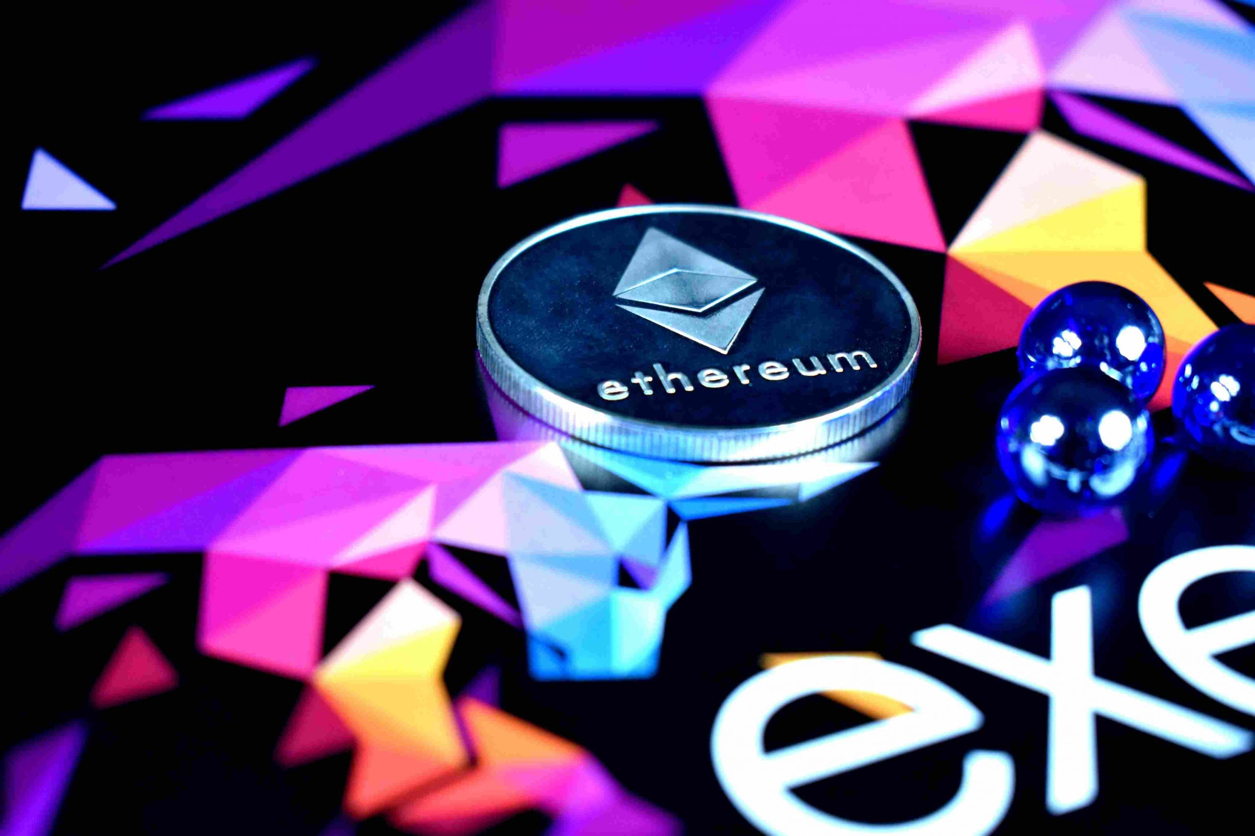 Ethereum Kurs Prognose ETH Logo