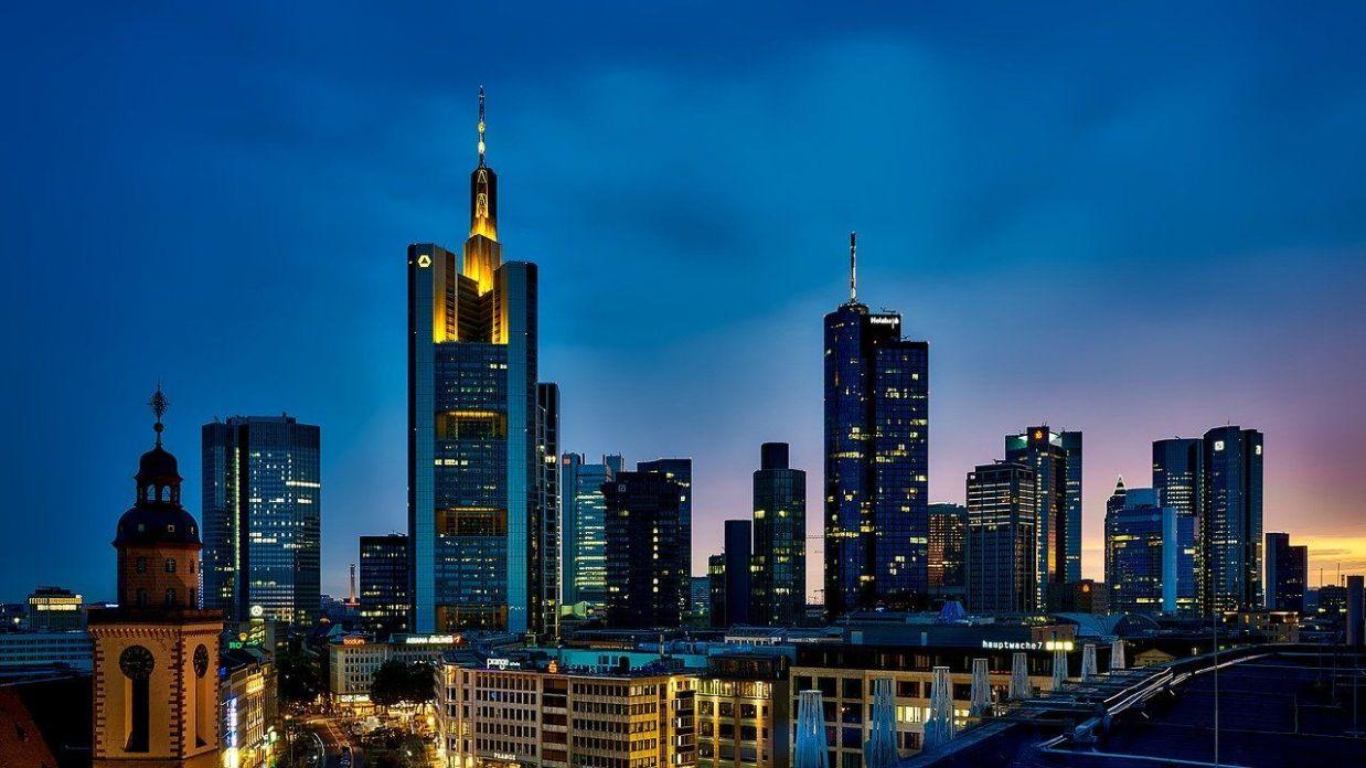Kryptowährungen Frankfurt Banken