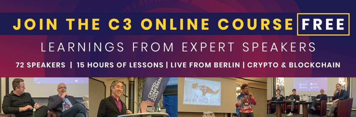 C³ Crypto Conference Berlin Germany kostenlos-Logo