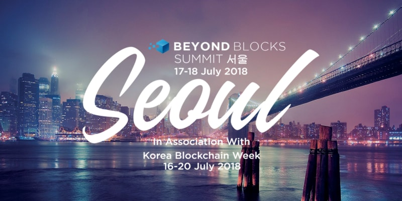 Seoul prepares to host the Beyond Blocks Summit