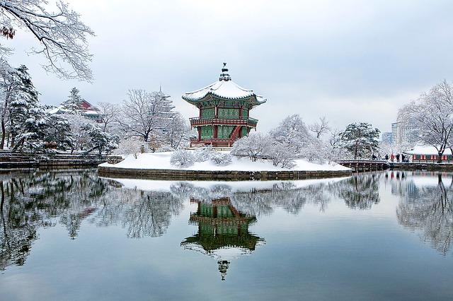 south korea blockchain cryptocurrency