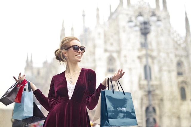 Crypto millionaires & their shopping sprees