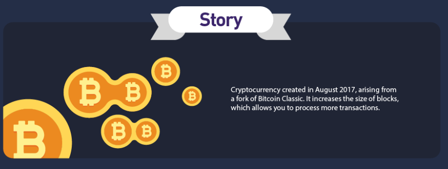 Story of Cryptocurrency Bitcoin Cash