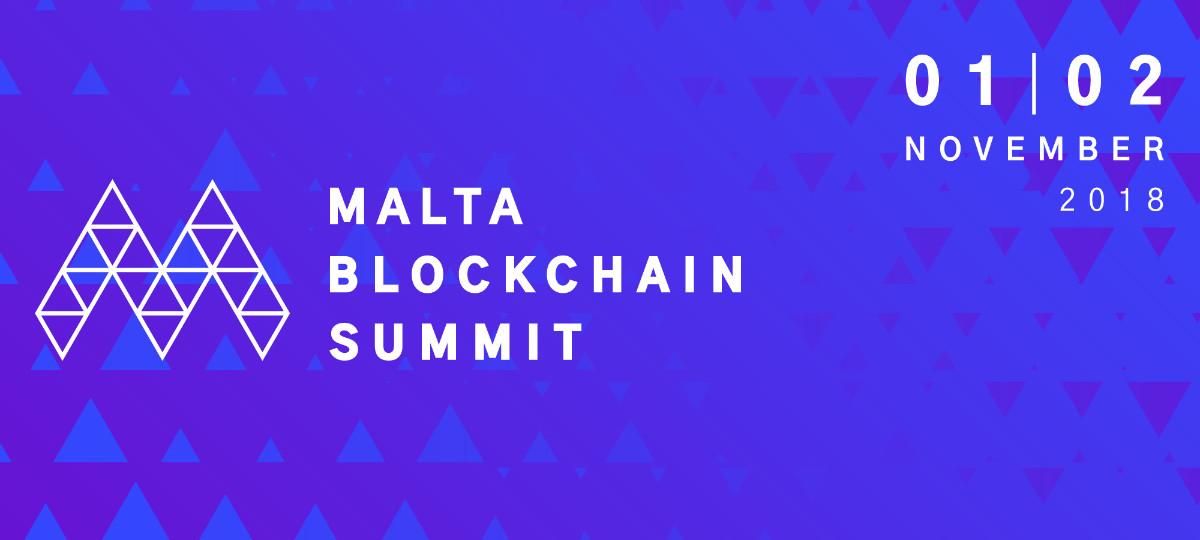 bitcoin e blockchain malta conferenza