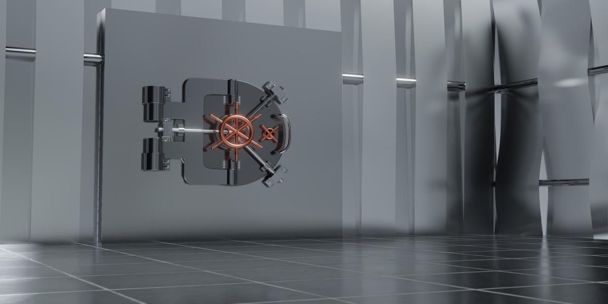 Cryptocurrency vault